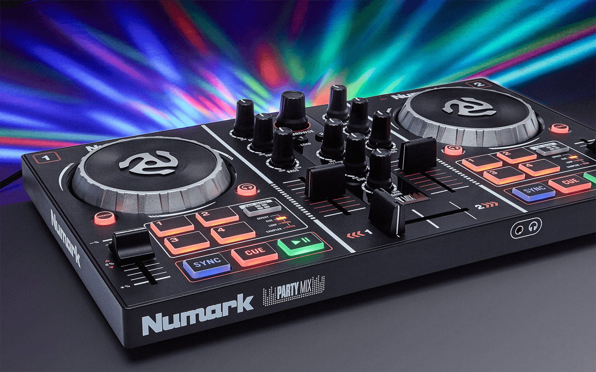 NUMARK+PARTY+MIX-8